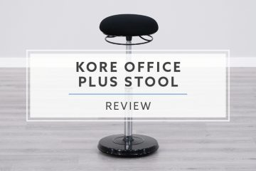 Kore™ Office Plus Sit Stand Chair (2019 Review / Rating / Pricing)