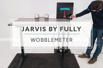 WobbleMeter: Stability Testing the Jarvis Desk by Fully