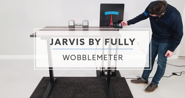 WobbleMeter: Jarvis by Fully