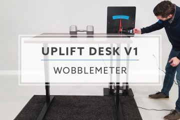 WobbleMeter: Stability Testing For Uplift Desk v1