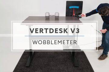 WobbleMeter: Stability Testing the VertDesk v3