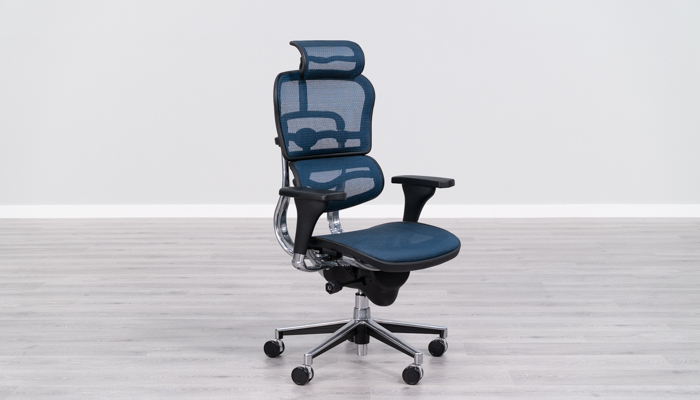 Eurotech Ergohuman High Back Ergonomic Mesh Chair