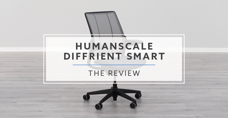 Humanscale Diffrient Smart Chair Review Header
