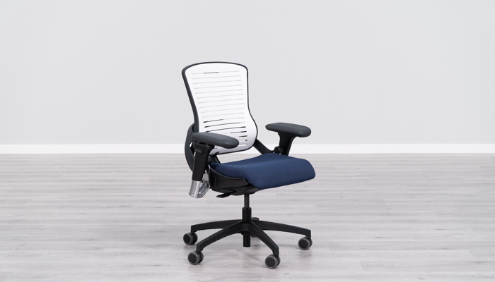 OfficeMaster OM5 Best PolyBack Computer Chair