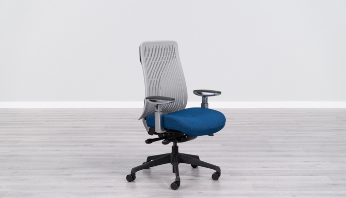 OfficeMaster Truly. Best Poly Back Desk Chair