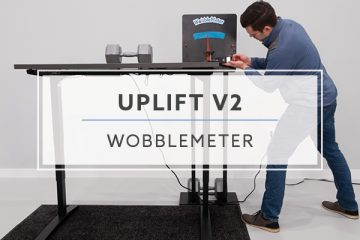 WobbleMeter: Stability Testing For Uplift Desk v2