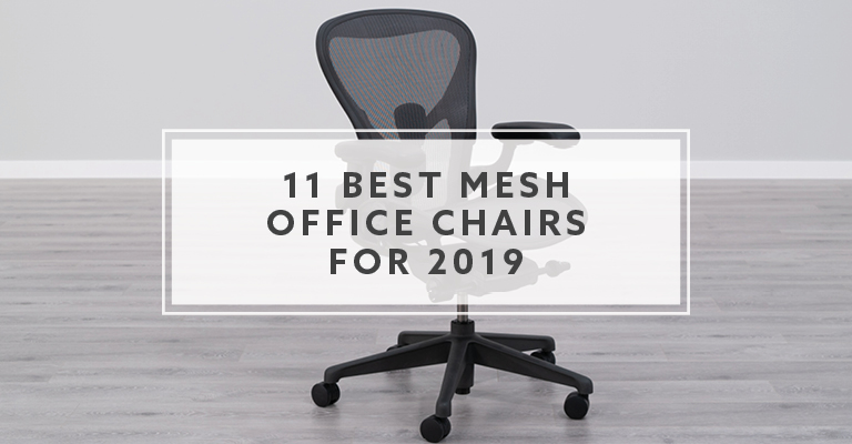purchase cheap 9a162 5e130 11 Best Mesh Office Chairs for 2019 (Reviews / Ratings)