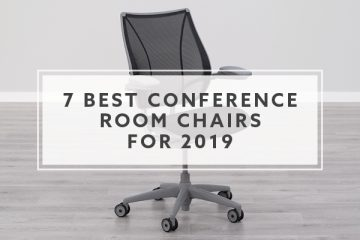 7 Best Conference Room Chairs For 2019