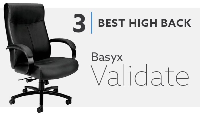 #3 Best High Back Meeting Room Chair