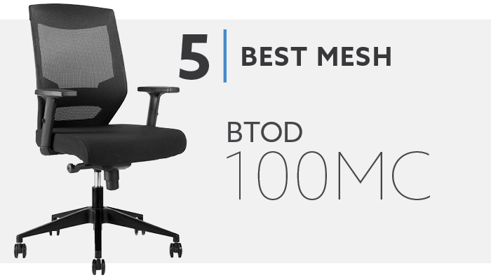 #5 Best Mesh Office Conference Chairs