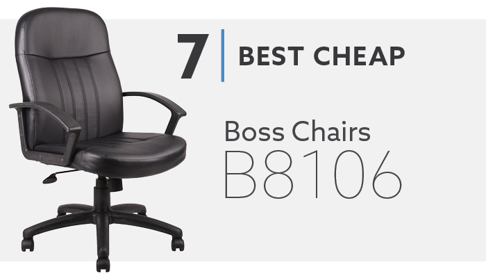 #7 Best Cheap Chairs For Conference Room