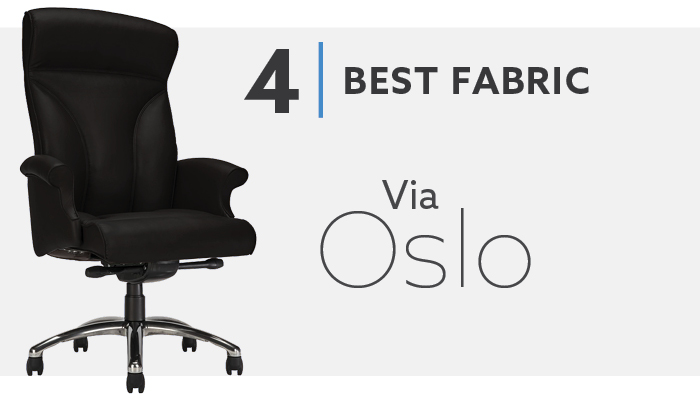 Best Fabric High Back Executive Chair