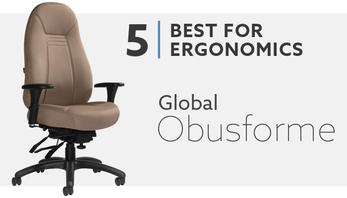 Best High Back Chair For Ergonomics