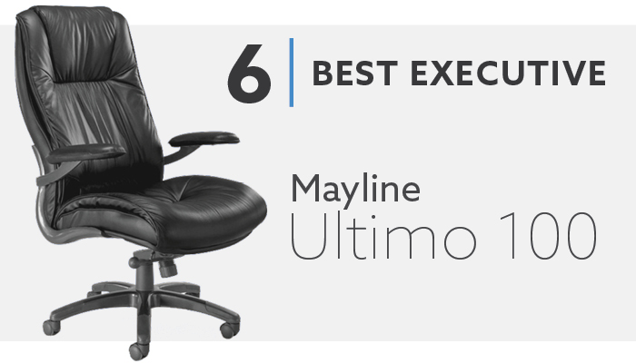 Best Executive High Back Desk Chair