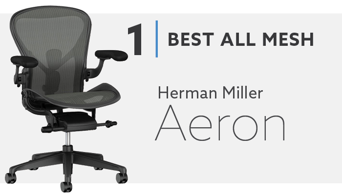 #1 Best All Mesh Office Chair