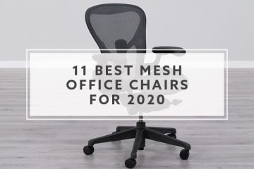 11 Best Mesh Office Chairs for 2019