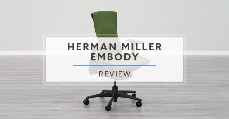 Herman Miller Embody Ergonomic Chair Review Pricing