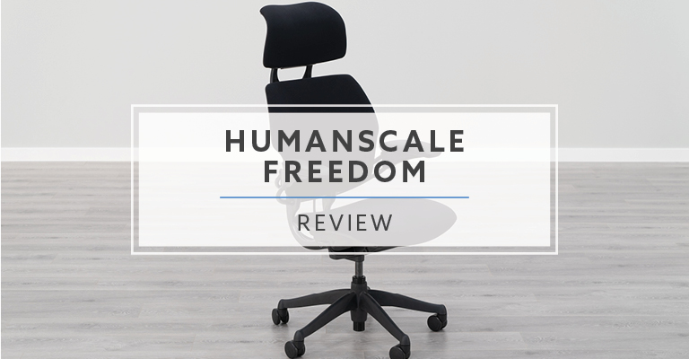 Humanscale Freedom Headrest Ergonomic Chair Review Header