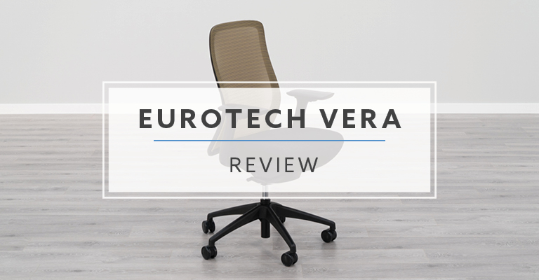 Eurotech Vera Mesh Back Ergonomic Chair Review
