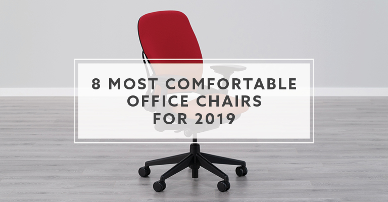 Fine 8 Most Comfortable Office Chairs For 2019 Reviews Ratings Creativecarmelina Interior Chair Design Creativecarmelinacom
