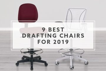 9 Best Drafting Chairs & Stools for 2019