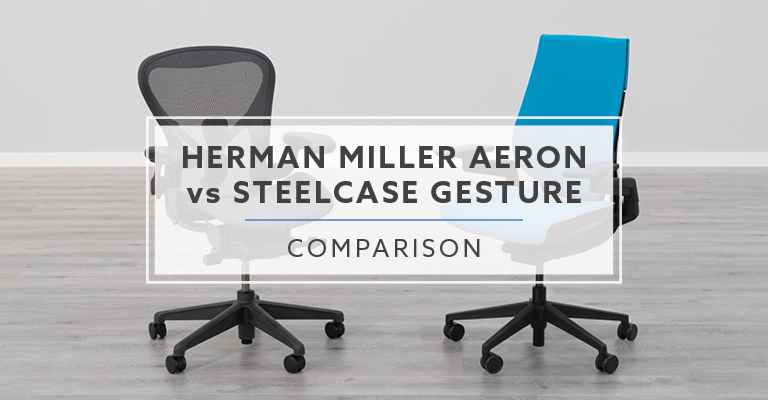 Strange Herman Miller Aeron Chair Vs Steelcase Gesture Which Is Best Creativecarmelina Interior Chair Design Creativecarmelinacom