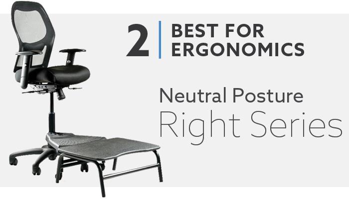 #2 Best Drafting Stool For Good Ergonomics