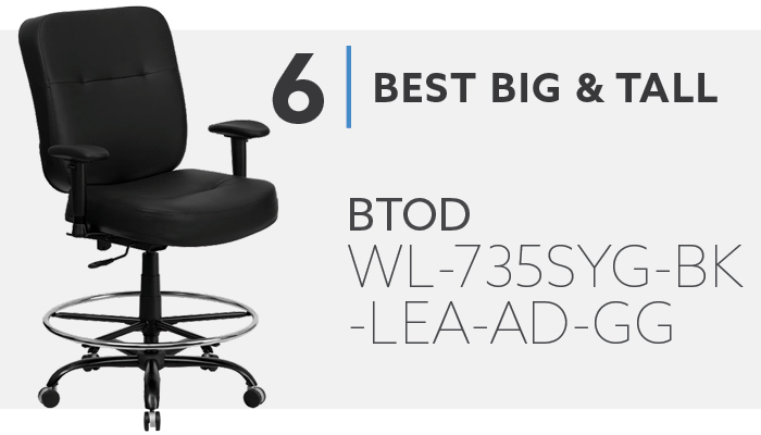 Stupendous 9 Best Drafting Chairs Stools For 2019 Reviews Ratings Uwap Interior Chair Design Uwaporg