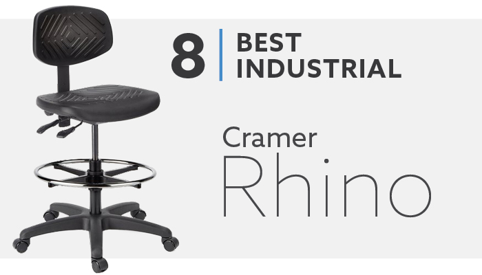 #8 Best Drafting Chair For Industrial Applications