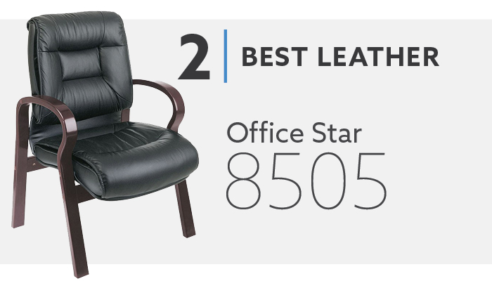 8 Best Office Guest Chairs For 2019 (Reviews / Ratings)