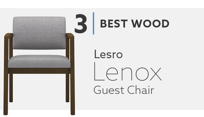 # Lenox Chair Best Wood Office Guest Chair