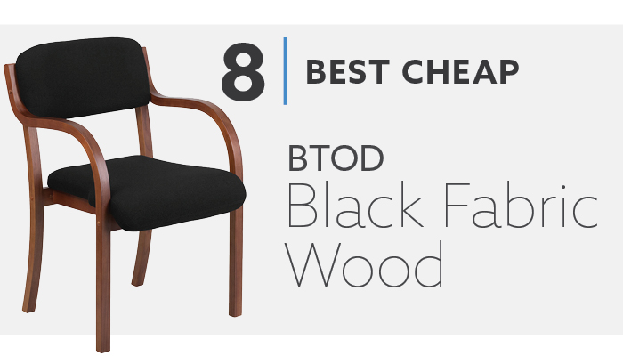 #8 BTOD Best Cheap Office Guest Chair