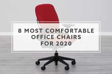 8 Most Comfortable Office Chairs for 2020