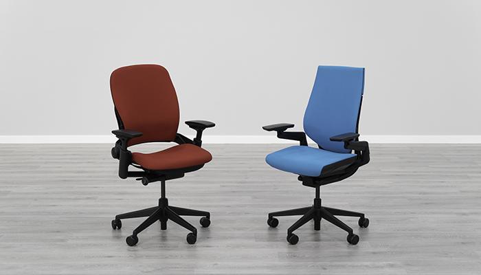 Steelcase Leap vs. Gesture Chair