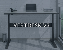 VertDesk v3 Videos