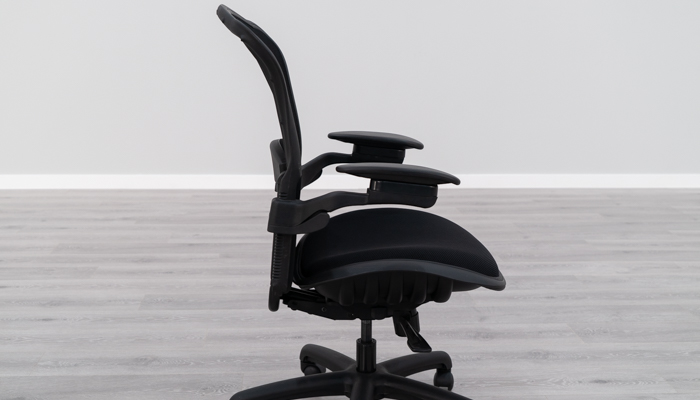 Side View of Valo Viper Backrest