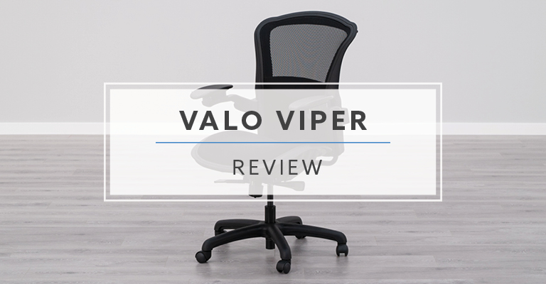Valo Viper VP9902 Mesh Back Chair (Review / Rating / Pricing)