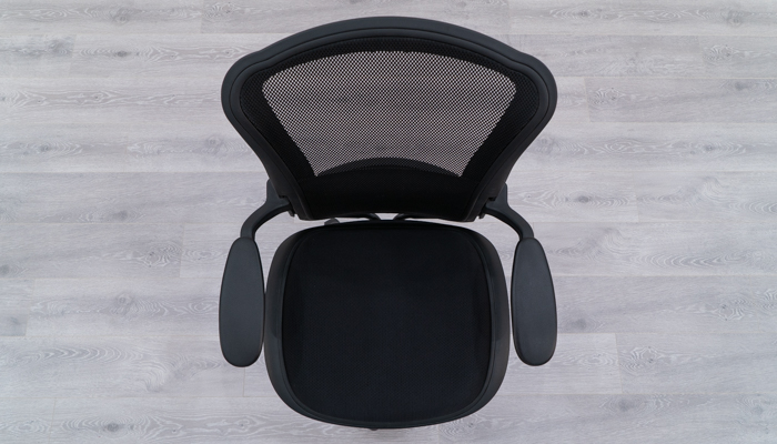 Top View of Valo Viper Seat Pad
