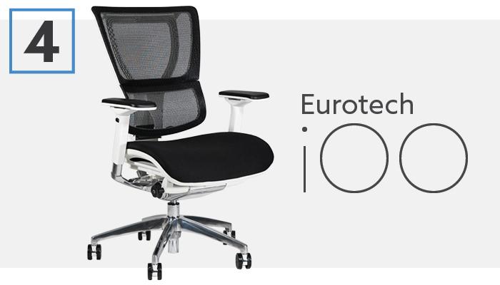 #4 Best Ergonomic Mesh Chair - Eurotech iOO