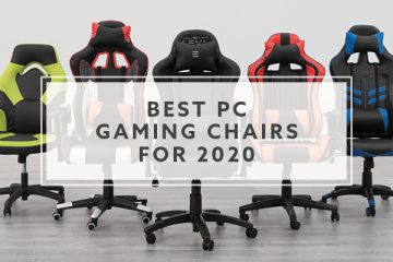 4 Best PC Gaming Chairs for 2019