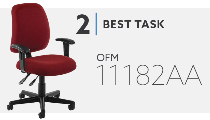 6 Best Office Chairs Under 200 For 2019