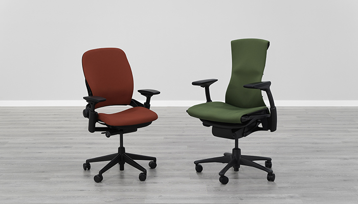 Steelcase Leap vs  Herman Miller Embody Chair: Which is better?