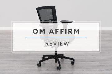 OM Affirm Mesh Back Office Chair (Review / Rating / Pricing)