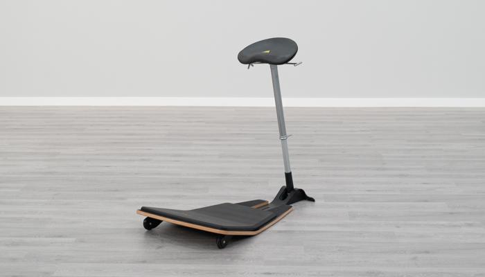 #5 standing desk chair focal locus seat