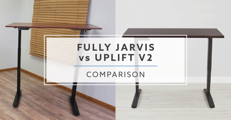 brand new f206d b8c4a Jarvis Desk vs. Uplift Desk v2: Our 2019 In-Depth Comparison