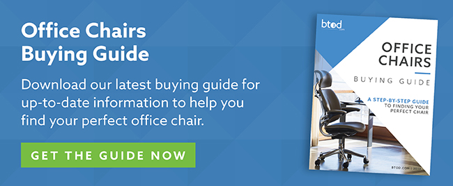 How To Clean Most Types Of Office Chair Upholstery