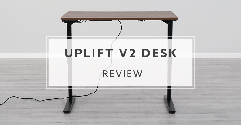 Uplift Desk v2 Standing Desk Review Header