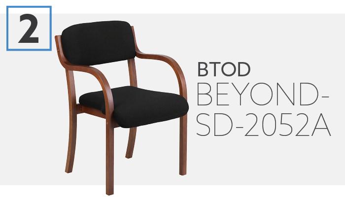 BTOD Wood Frame Cheap Waiting Chair
