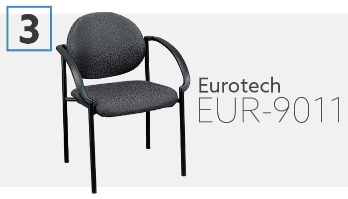 Eurotech Dakota Budget Stacking Guest Chair