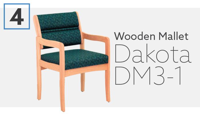Wooden Mallet Dakota DM3-1